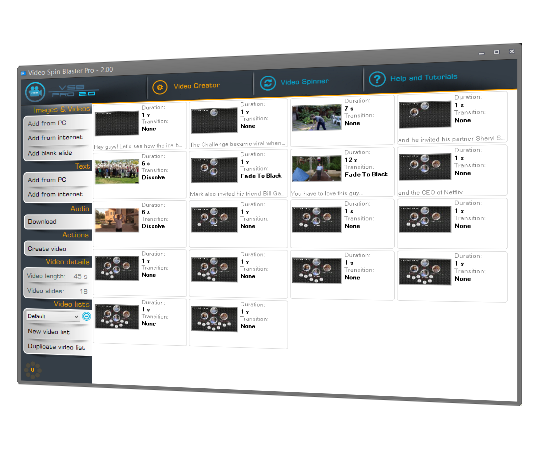 Download free video spin blaster pro full version (working 2017.